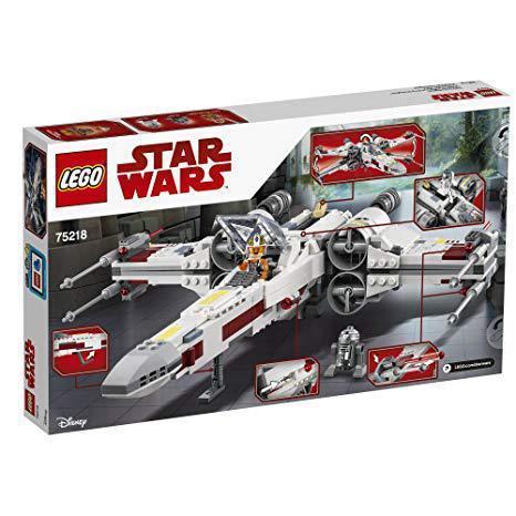 75218 Lego Star Wars Звёздный истребитель типа Х, Лего Звездные войны