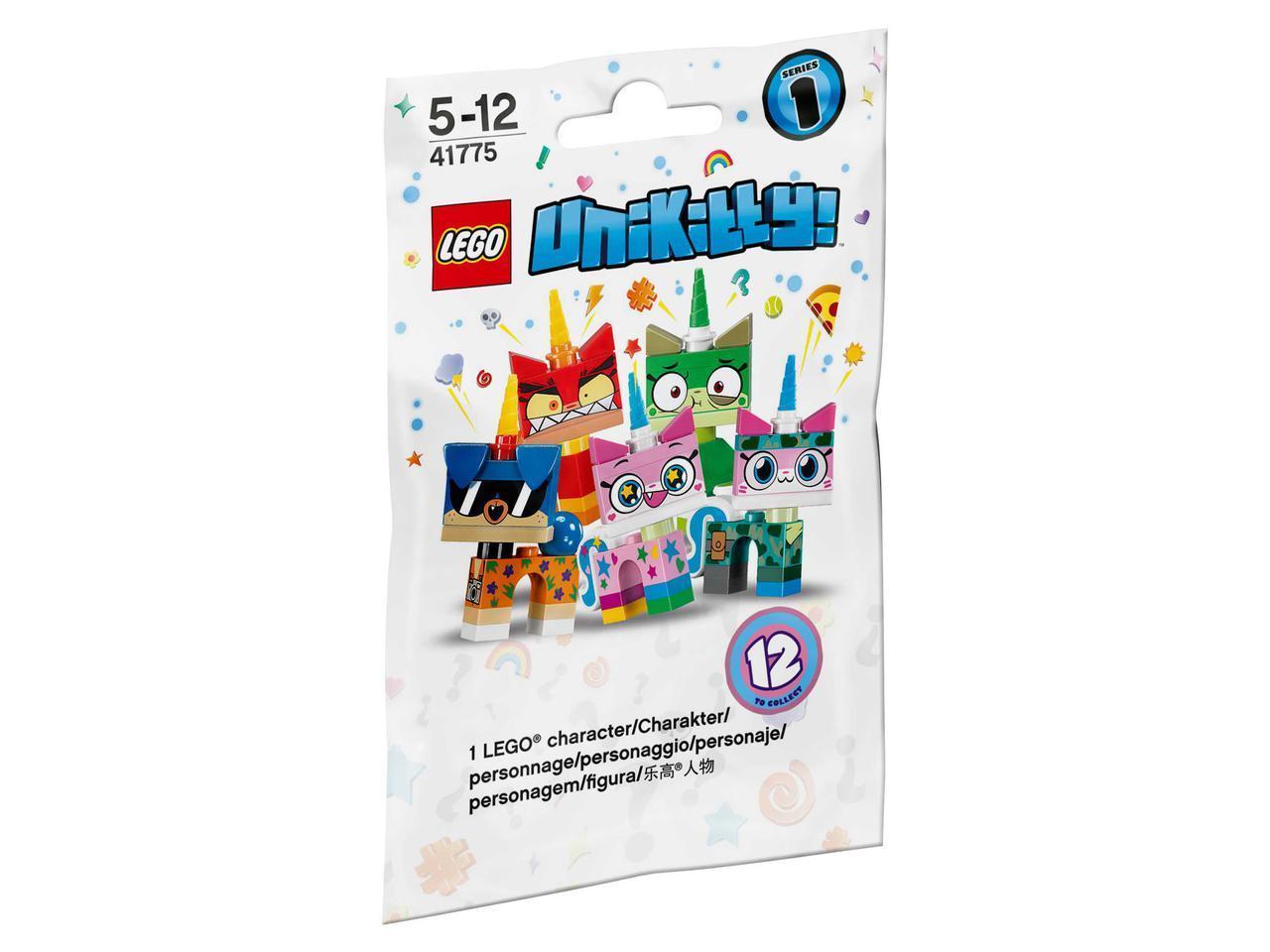 41775 Lego Минифигурка Юникитти