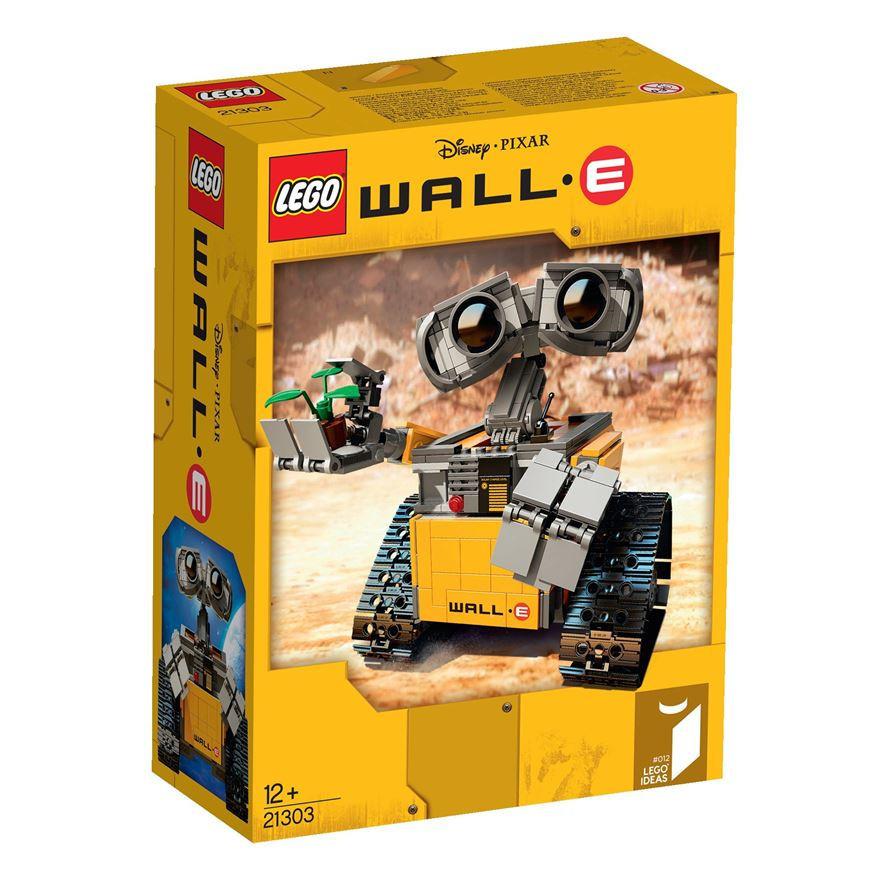 21303 Lego Ideas ВАЛЛ•И