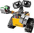 21303 Lego Ideas ВАЛЛ•И, фото 2
