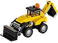31041 Lego Creator Строительная техника, Лего Креатор, фото 3