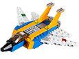 31042 Lego Creator Реактивный самолет, Лего Креатор, фото 2