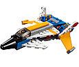 31042 Lego Creator Реактивный самолет, Лего Креатор, фото 4