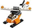 31043 Lego Creator Перевозчик вертолета, Лего Креатор, фото 3