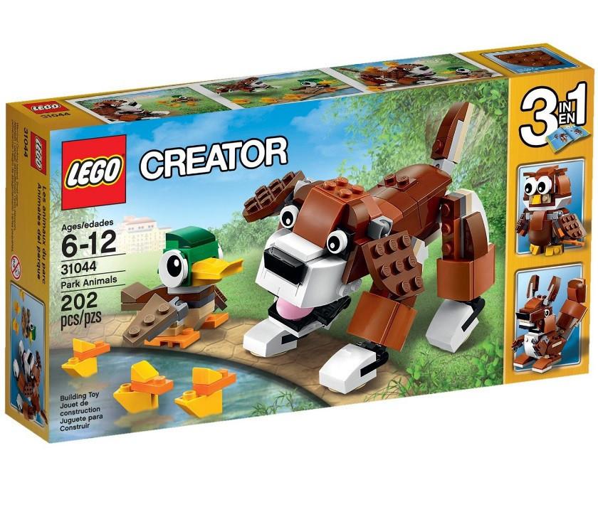 31044 Lego Creator Животные в парке, Лего Креатор