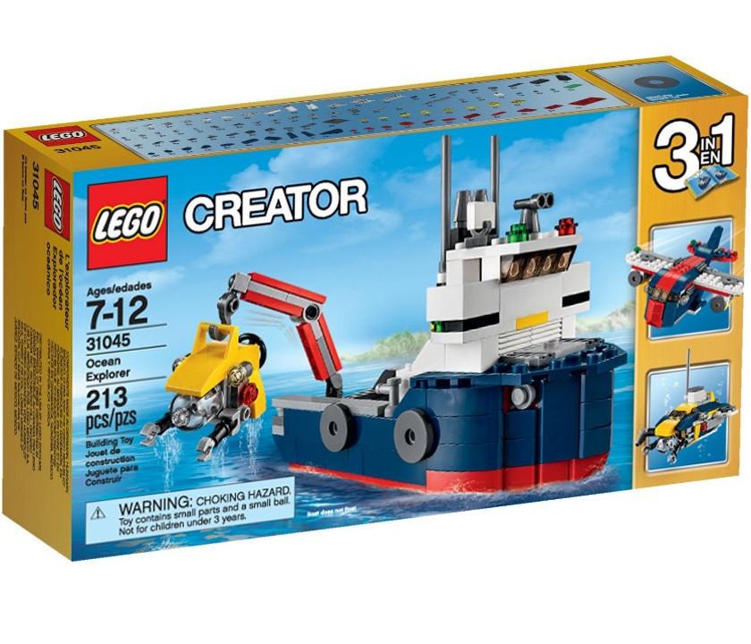 31045 Lego Creator Морская экспедиция, Лего Креатор