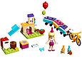 41111 Lego Friends День рождения: Велосипед, Лего Подружки, фото 2