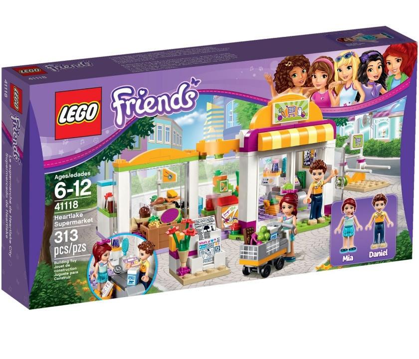 41118 Lego Friends Супермаркет, Лего Подружки