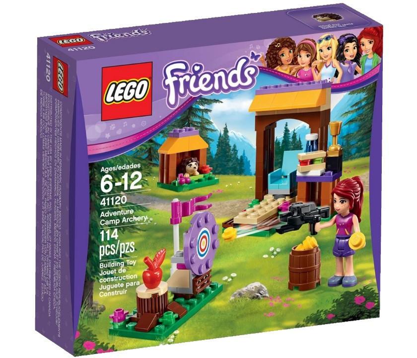 41120 Lego Friends Спортивный лагерь: Стрельба из лука, Лего Подружки