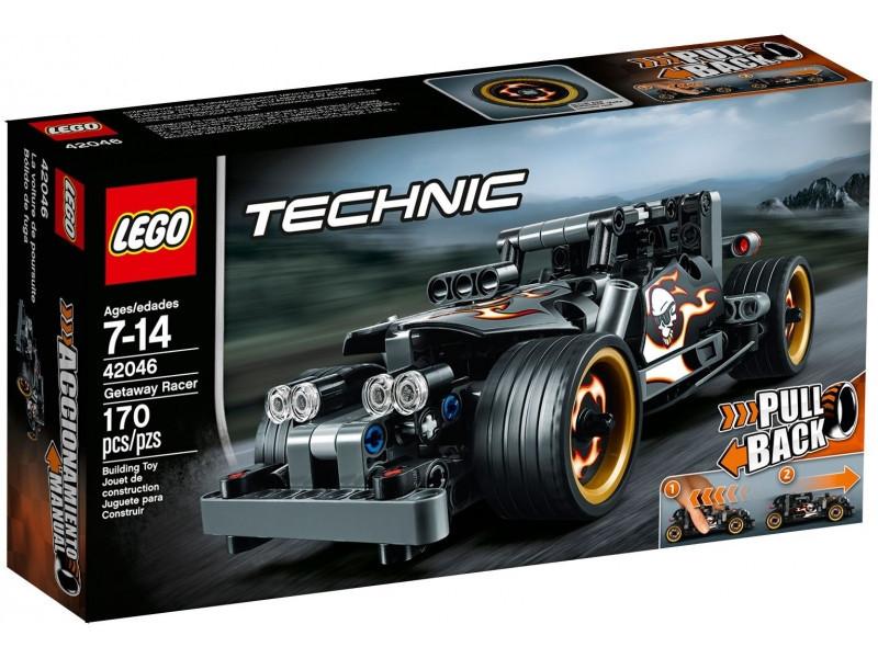 42046 Lego Technic Гоночный автомобиль для побега, Лего Техник