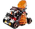 70311 Lego Nexo Knights Безумная катапульта, Лего Рыцари Нексо, фото 3
