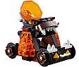 70311 Lego Nexo Knights Безумная катапульта, Лего Рыцари Нексо, фото 4