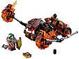 70313 Lego Nexo Knights Лавинный разрушитель Молтора, Лего Рыцари Нексо, фото 2