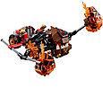 70313 Lego Nexo Knights Лавинный разрушитель Молтора, Лего Рыцари Нексо, фото 3