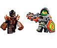 70313 Lego Nexo Knights Лавинный разрушитель Молтора, Лего Рыцари Нексо, фото 4