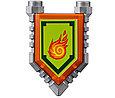 70313 Lego Nexo Knights Лавинный разрушитель Молтора, Лего Рыцари Нексо, фото 6