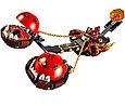 70314 Lego Nexo Knights Безумная колесница Укротителя, Лего Рыцари Нексо, фото 3
