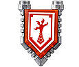 70314 Lego Nexo Knights Безумная колесница Укротителя, Лего Рыцари Нексо, фото 8