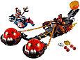 70314 Lego Nexo Knights Безумная колесница Укротителя, Лего Рыцари Нексо, фото 2