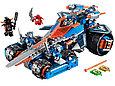 70315 Lego Nexo Knights Устрашающий разрушитель Клэя, Лего Рыцари Нексо, фото 2