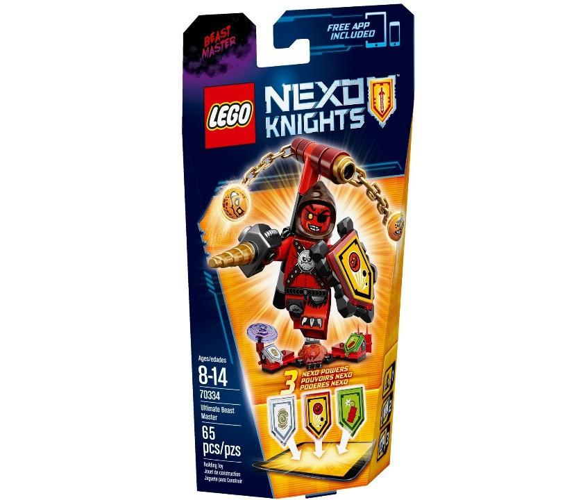 70334 Lego Nexo Knights Предводитель монстров – Абсолютная сила, Лего Рыцари Нексо