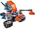 70310 Lego Nexo Knights Королевский боевой бластер, Лего Рыцари Нексо, фото 3