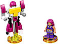 71287 Lego Dimensions Юные Титаны Старфаер (Fun Pack), фото 2