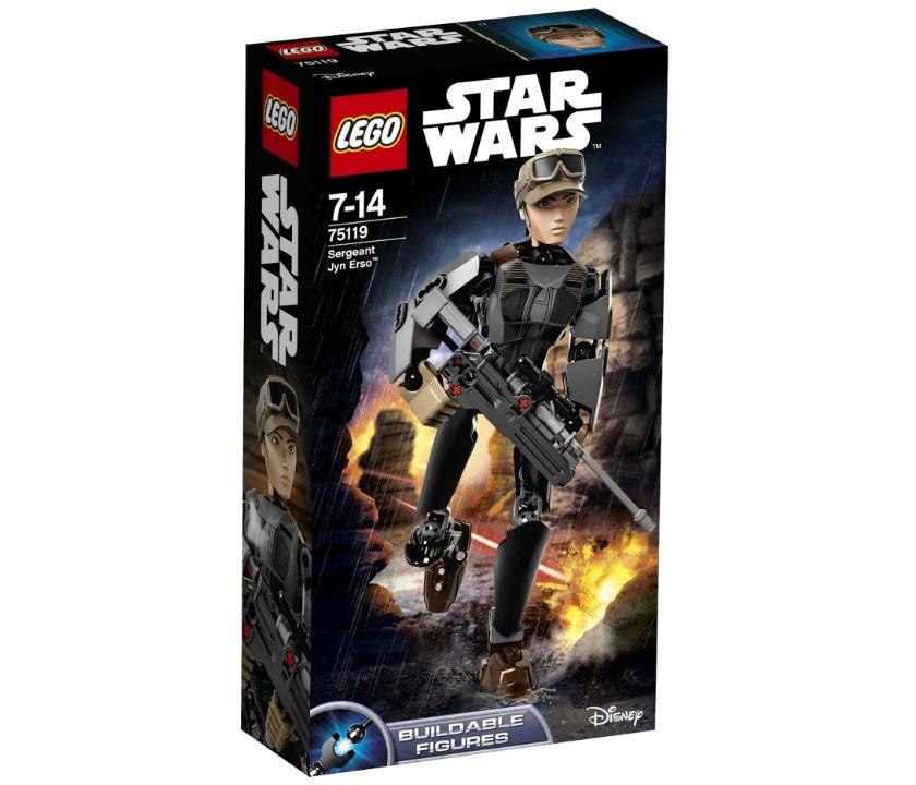 75119 Lego Star Wars Сержант Джин Эрсо, Лего Звездные войны
