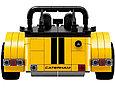 21307 Lego Ideas Caterham Seven 620R, фото 4