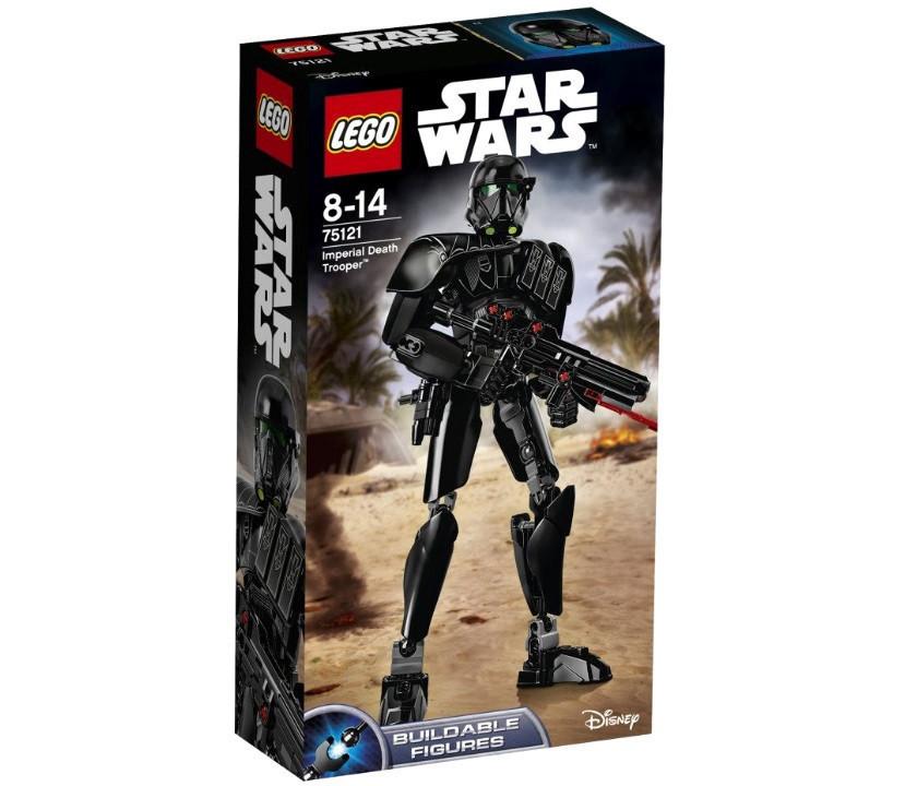 75121 Lego Star Wars Имперский Штурмовик смерти, Лего Звездные войны
