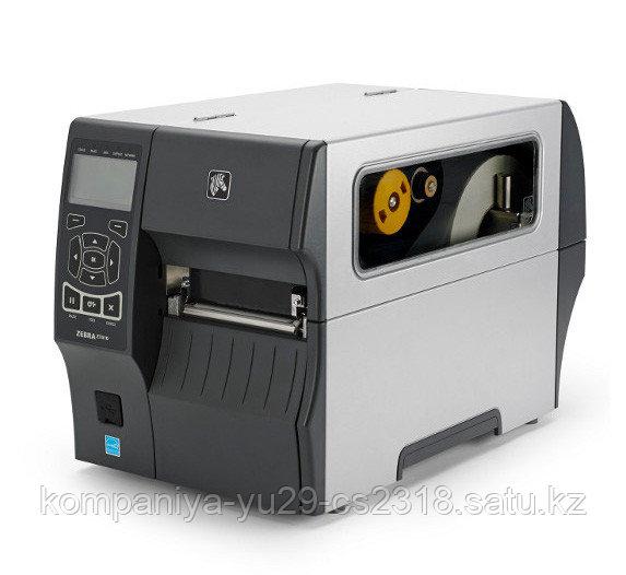 Принтер этикеток Zebra ZT410 (203 dpi, serial, USB, 10/100 Ethernet, Bluetooth 2.1/MFi, USB Host, ZPL/EPL)
