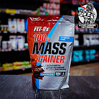100% Mass Gainer FIT-Rx (900гр)