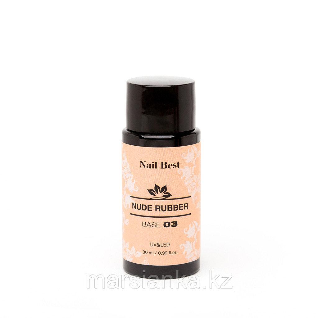 База Nail Best Nude 03, 30мл