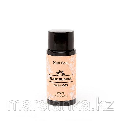 База Nail Best Nude 03, 30мл, фото 2