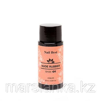 База Nail Best Nude 01, 30мл