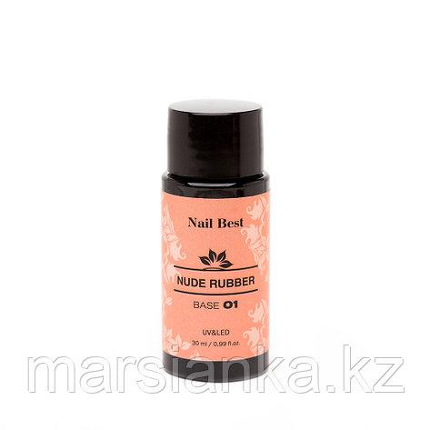 База Nail Best Nude 01, 30мл, фото 2