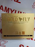 GOLD FLY ( Шпанская Мушка) 12 шт. Возбуждающие капли для женщин