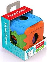 Дидактическая игрушка кубик Фишер