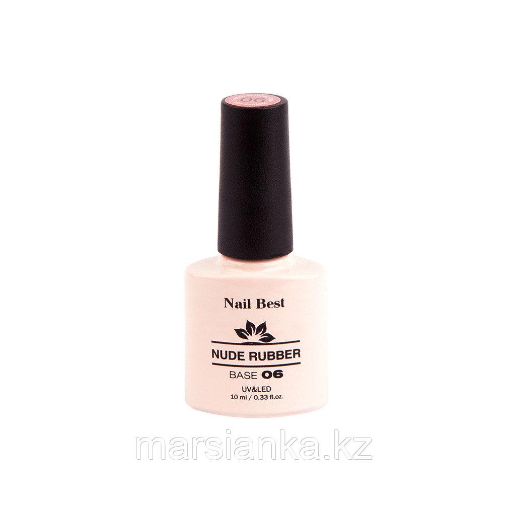 База Nail Best Nude 06, 10мл
