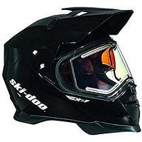 Шлем Ski-Doo EX-2 Enduro Мужской Черный с графикой