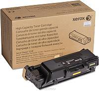 Принт-картридж лазерный Xerox 106R03623, для Xerox Phaser 3330, WorkCentre 3335 / 3345, Black, оригинал.