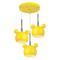 Светильник подвесной PANDA-PL40E27-3YL