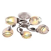 Светильник потолочный Bili-CL60E27*5WH