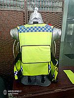 Светоотражающий жилет для правоохранительных органов, фото 2