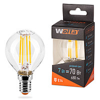 Лампа светодиодная 25S45GLFT7E14