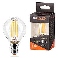 Лампа светодиодная 25Y45GLFT7E14