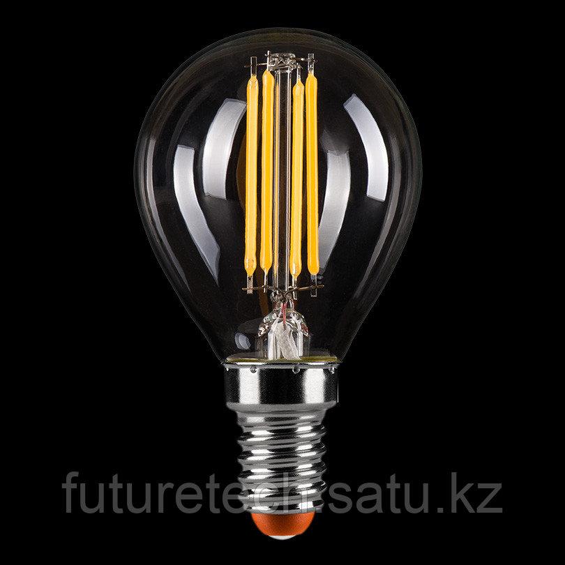 Лампа светодиодная 25Y45GLFT7E14 - фото 3