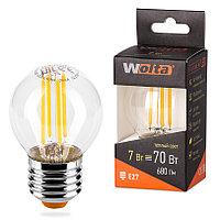 Лампа светодиодная 25Y45GLFT7E27
