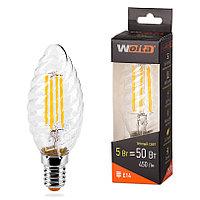 Лампа светодиодная 25YCTFT5E14