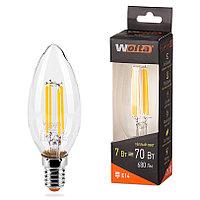 Лампа светодиодная 25YCFT7E14